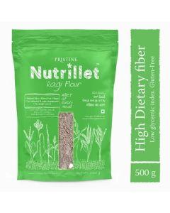 Pristine Nutrillet Ragi Flour-500gm Pack of 3pc