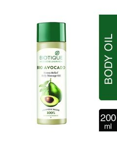 Biotique Bio Cado body Massage Oil-200ml