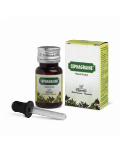 Charak Pharma Cephagraine Nasal drops-15ml