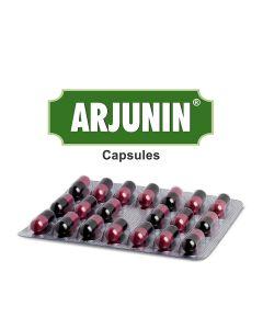 Charak Pharma Arjunin- 20 Capsules