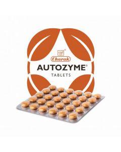 Charak Pharma Autozyme-30 Tablets