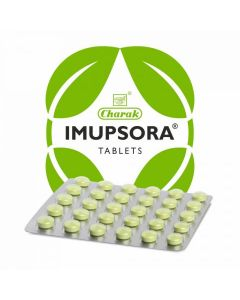 Charak Pharma Imupsora -30 Tablets