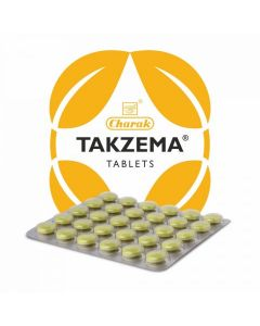 Charak Pharma Takzema-30 Tablets