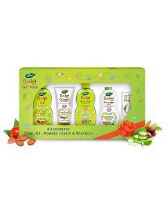 Dabur Baby Care Products Gift Pack - 5pieces