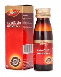 Dabur Jatyadi Tail-50 ml Pack of 2pc