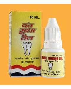 United Pharmaceuticals Dant Sudha Oil-10ml