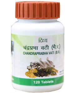 Patanjali Divya Chandraprabha Vati-120 Tab