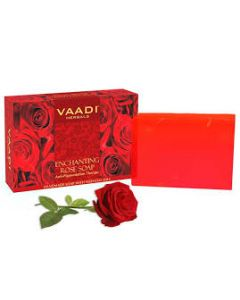 Vaadi Herbals ROSE SOAP with Mulberry Extract-75 gms