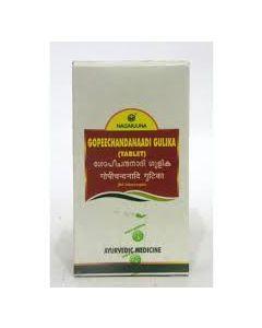 Nagarjuna Gopeechandanaadi Gulika-100 Tablets