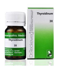 Dr. Reckeweg Thyroidinum 3X-20gm