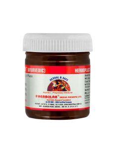 Dr. Vaidya's Herboplast Lep Pack of 2(100gm)-Muscle Pain & Sprains