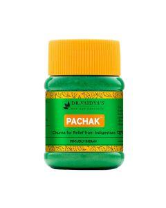 Dr. Vaidya's Pachak Churna Pack of 2 (100gm)- Indigestion & Flatulence