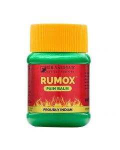 Dr. Vaidya's Rumox Ayurvedic Pain Balm-50gm Pack of 2