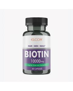 Elcon Biotin With Black Pepper Extract