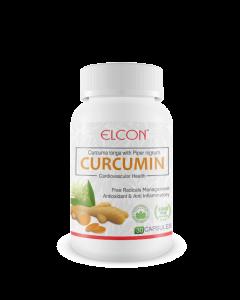 Elcon Curcumin Capsule 500 mg with Piperine