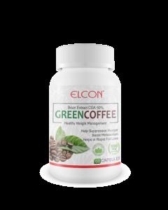 Elcon Green Coffee 500mg Capsule
