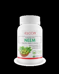 Elcon Neem 250 mg Capsule