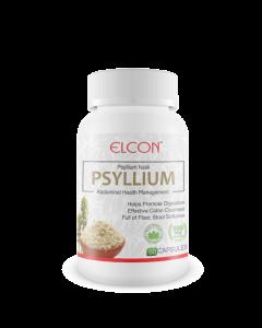 Elcon Psyllium 500mg Capsule