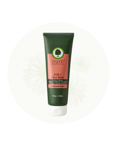 Organic Harvest 6-In-1 Face Wash-100gm