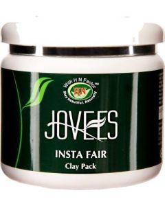 Jovees Herbals Insta Fair Clay Pack-400gm