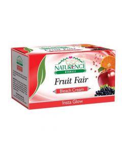Naturence Herbals Fruit Fair Bleach Cream-200 gm