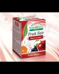 Naturence Herbals Fruit Fair Bleach Cream-450 gm ECO