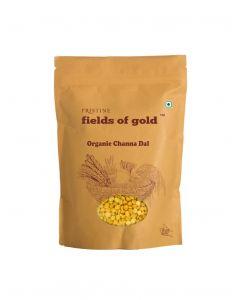 Pristine Organics Fields of Gold Organic Channa Dal-500gm
