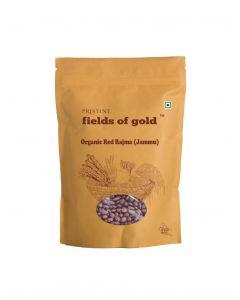 Pristine Fields of Gold Organic Red Rajma (Jammu)-100gm