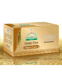Naturence Herbals Golden Faire Bleach Cream-200 gm