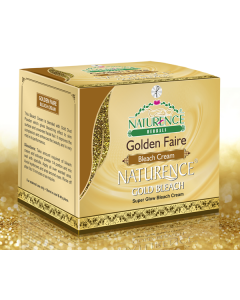 Naturence Herbals Golden Faire Bleach Cream-450 gm ECO