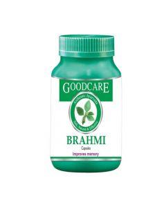 Goodcare Brahmi - 60 Capsules