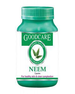 Goodcare Pharma Neem - 60 Capsules