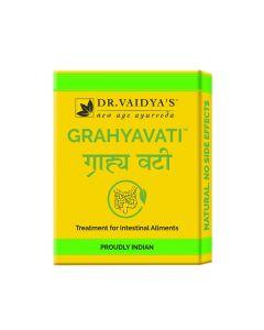 Dr. Vaidya's Grahyavati Pills Pack of 3 Irritable Bowel Syndrome-72 Pills