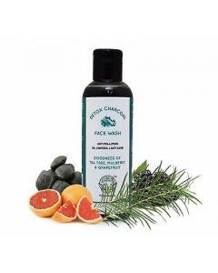 Greenberry Organics Detox Charcoal Face Wash