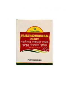 Nagarjuna Gulgulu Panchapalam Gulika-100 Tablets