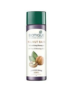 Biotique BIO WALNUT BARK (body building shampoo)-120ml