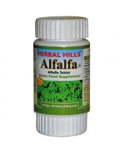 Herbal Hills Alfalfa tabs-60tabs
