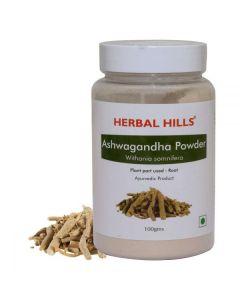 Herbal Hills Ashwagandha Powder-100gm
