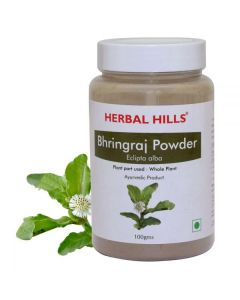 Herbal Hills Bhringraj Powder-100gm