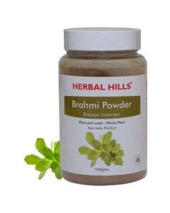 Herbal Hills Brahmi Powder-100gm
