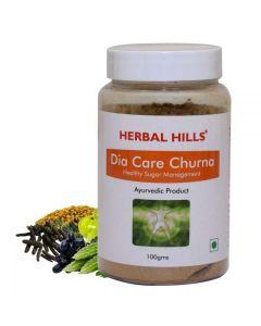 Herbal Hills Dia-Care Churna Powder-100gm