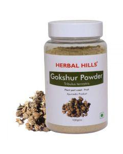 Herbal Hills Gokshur Powder-100gm