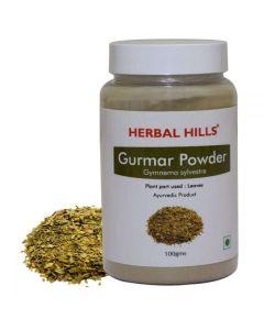 Herbal Hills Gurmar Powder-100gm