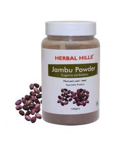 Herbal Hills Jambu Beej Powder-100gm