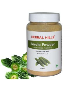 Herbal Hills Karela Powder-100gm