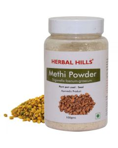Herbal Hills Methi seeds Powder-100gm