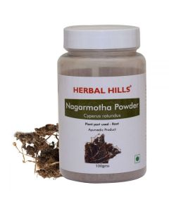 Herbal Hills Nagarmotha Powder-100gm
