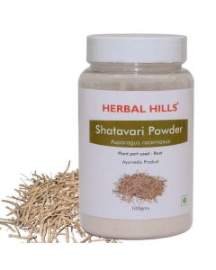 Herbal Hills Shatavari Powder-100gm
