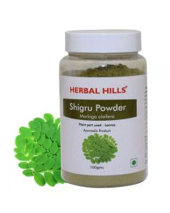 Herbal Hills Shigru(Moringa) Powder-100gm