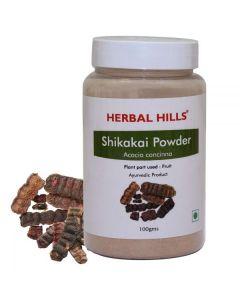 Herbal Hills Shikakai Powder-100gm